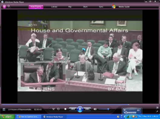 House and Governmental Affairs Committee Hearing