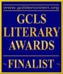 GCLS Goldie finalist logo