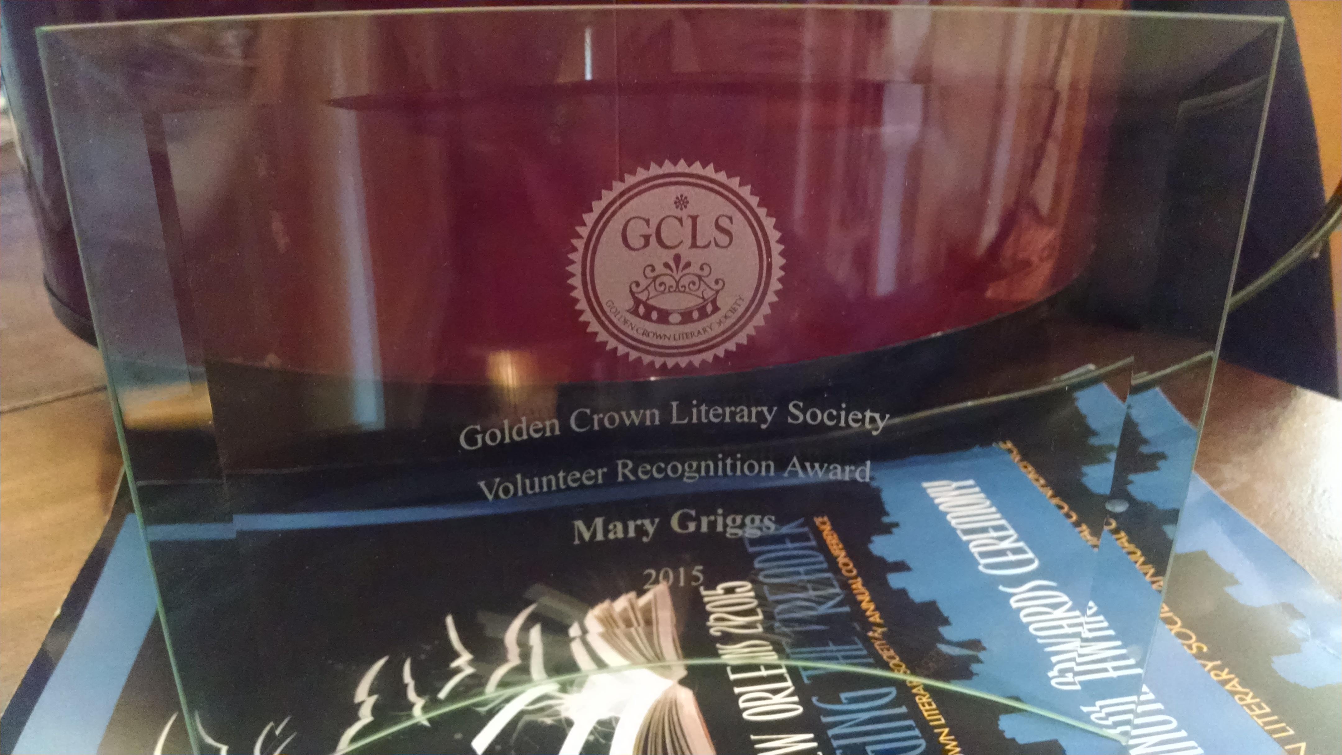 Federal Awards Expended Volunteer Award