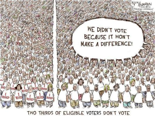 we didn't vote